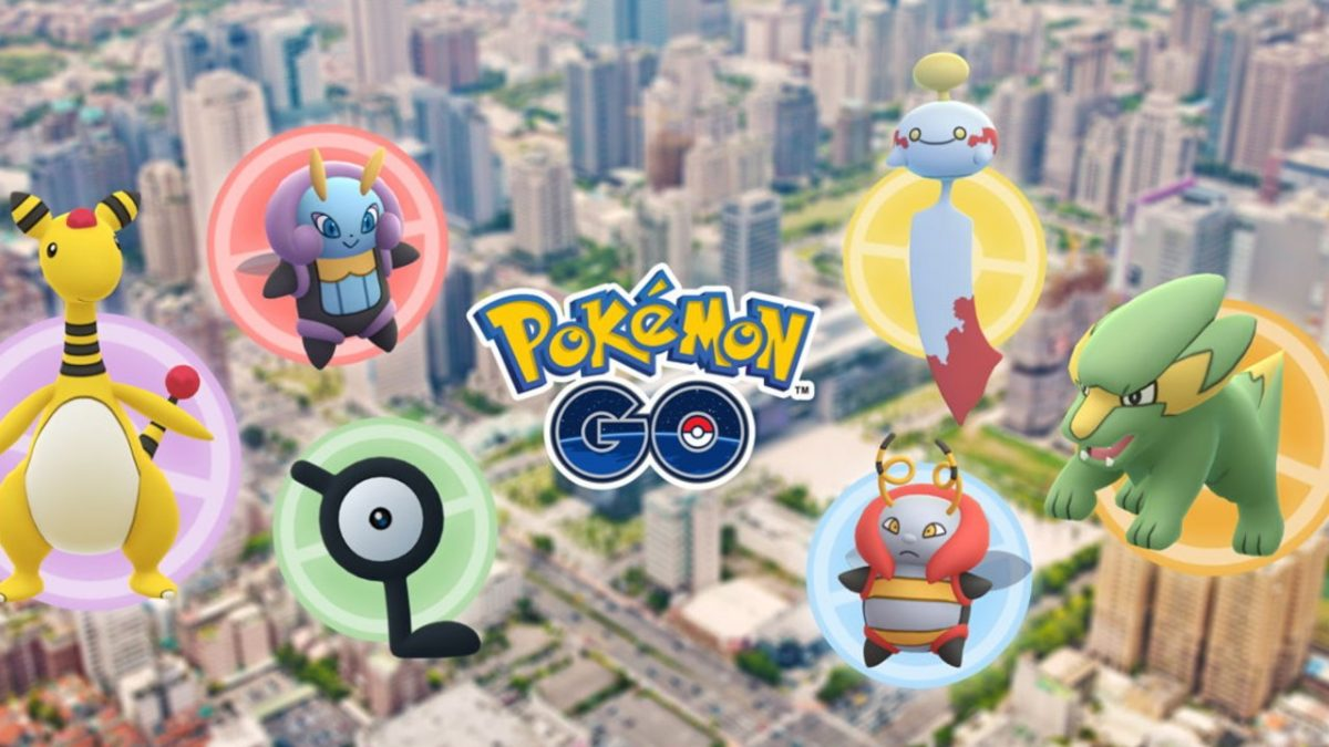 'Pokemon Spin' Brings Again All Community Day Pokemon for Special Event