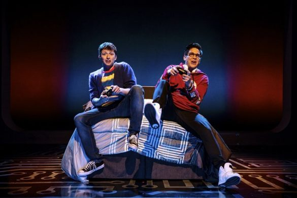 Broadway Overview: 'Be More Chill' – Diversity