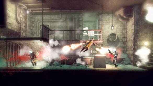 E3 2018: Devolver Finds My Friend Pedro for Switch, PC – IGN