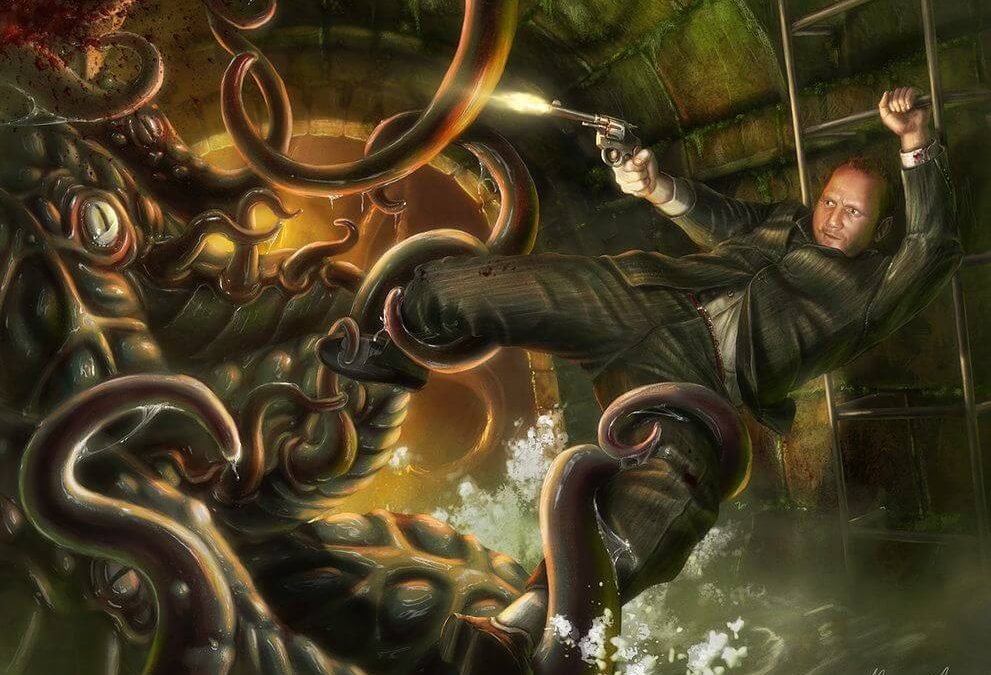Arkham Horror's Third Edition Gives the Game a Dramatic and Awesome Overhaul – Gen Con 2018 – IGN