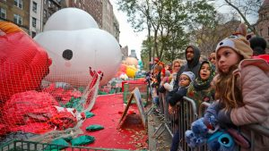Diana Ross to headline frigid Macy's Thanksgiving Day parade