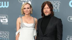 Diane Kruger Dedicates Candy Thanksgiving Message to Her Boyfriend and Little one's Father Norman Reedus