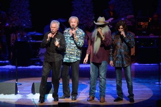 Oak Ridge Boys kept solemn promise to George H.W. Bush: 'It is what you attain for pals' – USA TODAY