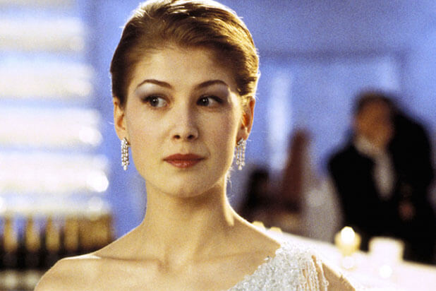 Rosamund Pike Says She Was Requested to 'Tumble' Her Costume All the arrangement in which thru Audition for Die Any other Day