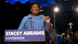 Stacey Abrams Says She Was Almost Blocked From Voting In Georgia Election