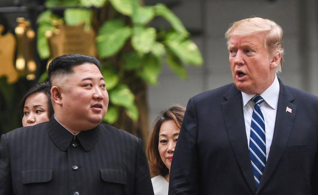 Trump says he is taking a wait for meeting all all over again 'soon' with Kim Jong Un