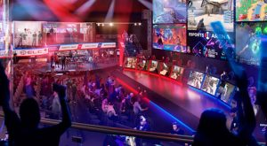 Esports series to debut in Las Vegas with 'fight-card' suits
