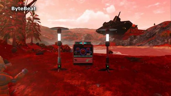 No Man's Sky Is Getting A Spooky Fresh Update Called The Abyss