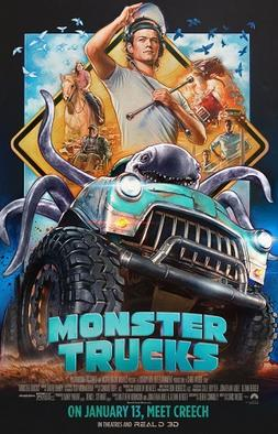 Monster Trucks (film) - Wikipedia