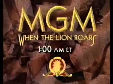 "TNT-""MGM: When The Lion Roars"" And ""Flesh And The Devil"" - YouTube"