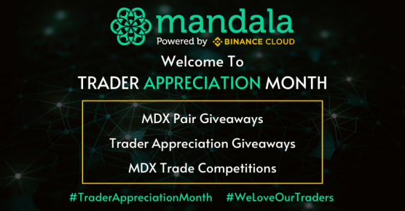 Mandala Exchange Trader Appreciation